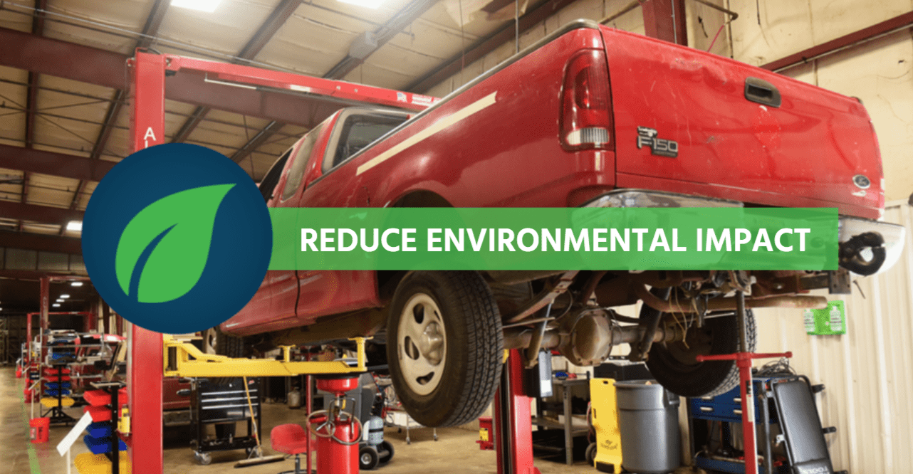 The Environmental Benefits Of Remanufacturing